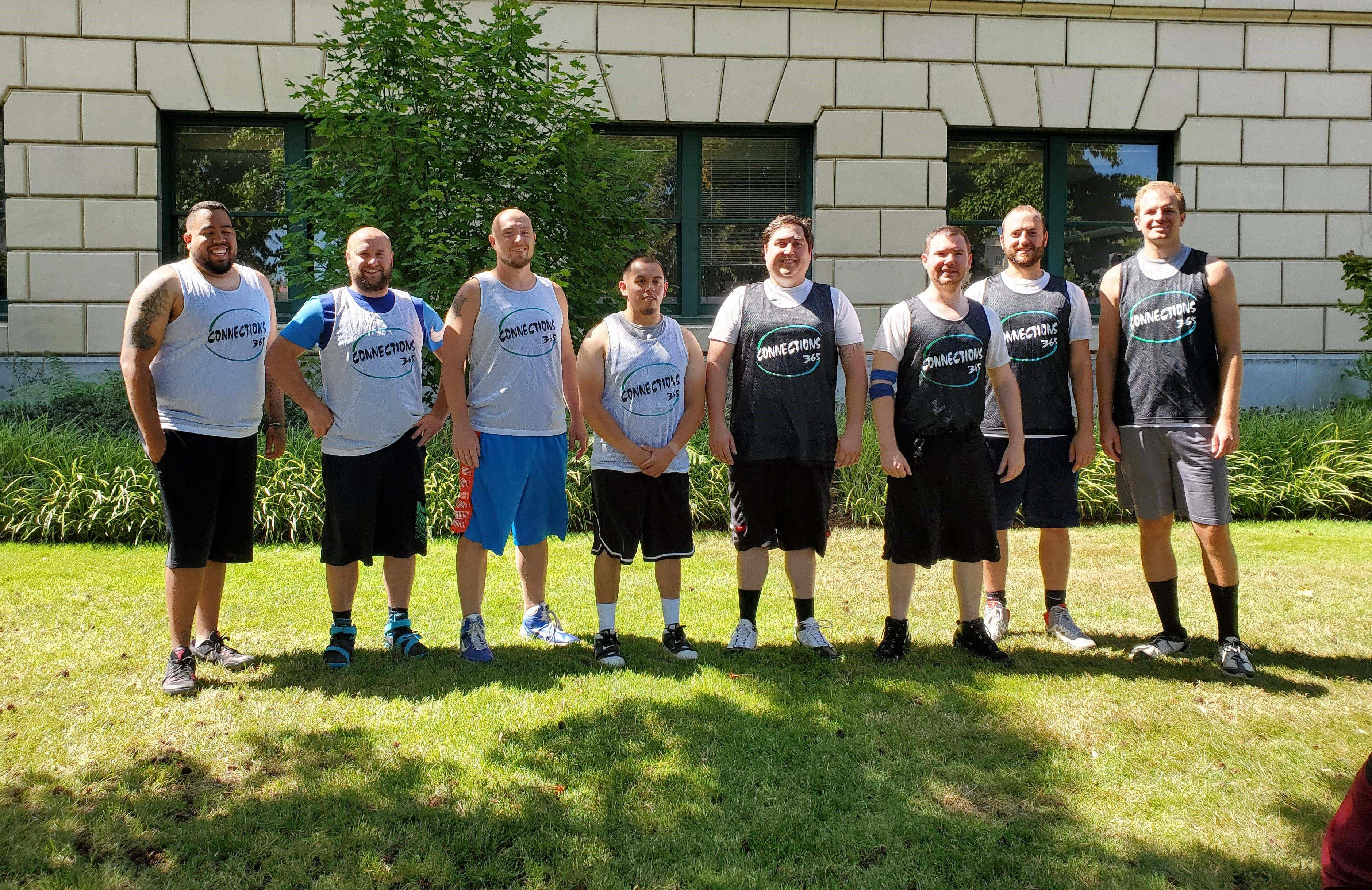 Our Hoops Team